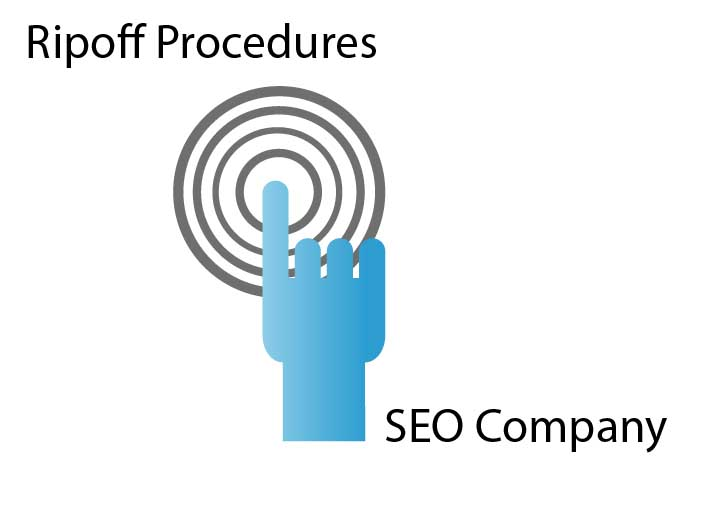 Ripoff procedures seo company