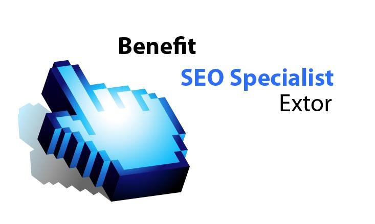 benefit Seo specialist extor
