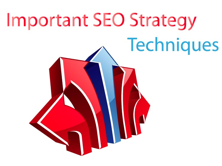 important seo strategy techniques