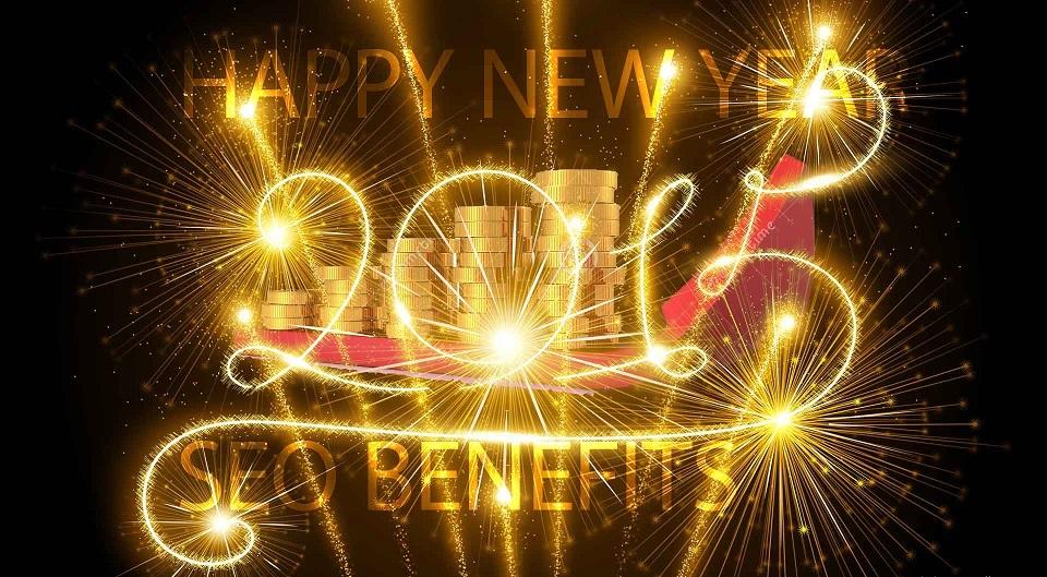happy new year seo benefits