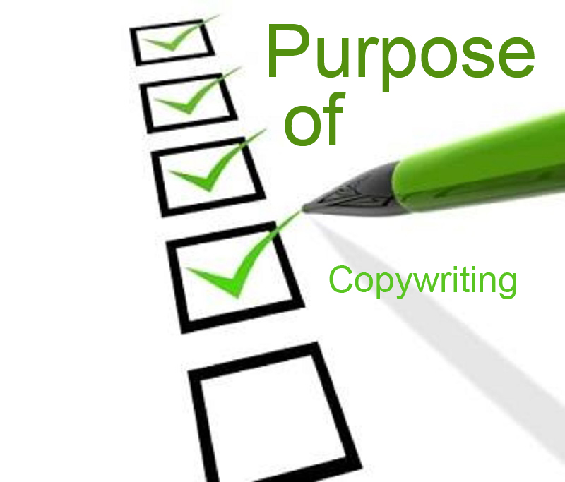 purpose of copywriting