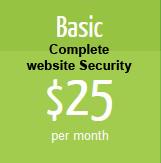 Basic pkg complete website security