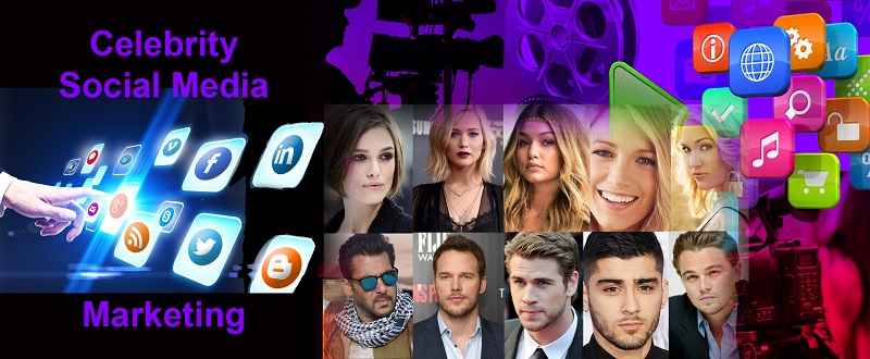 Celebrity Social Media Marketing